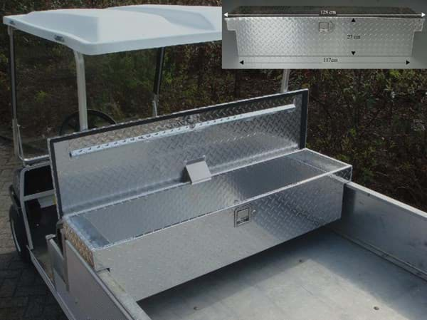 Picture of Toolbox - Box Bed CA1
