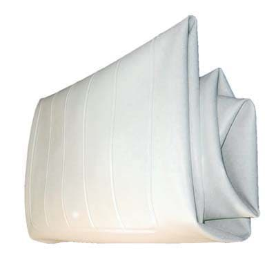 Picture of Seat bottom cover, white