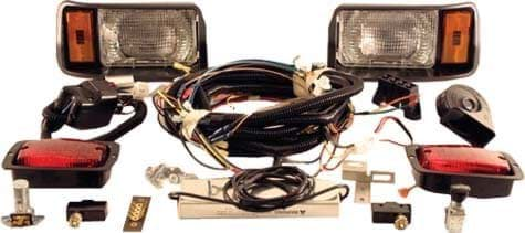 Picture of Deluxe light kit with black bezels