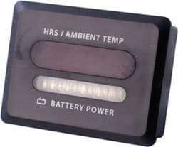 Picture of Multifunction unit display