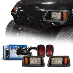 Picture of LED light kit with basic harness & old style bezel