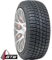 Picture of 205/50-10 GTW Fusion Street Tire (No Lift Required)