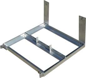 Picture of Battery rack, aluminum