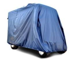 "Picture of Madjax 4-passenger Cart Cover w/ 88"" Top"