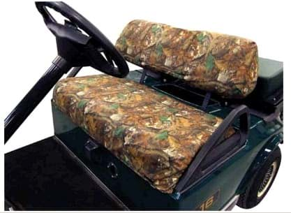 Picture of Camo front seat covers