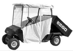 Picture of Eclosure Ezgo Txt Ivory, Velcro / Hook