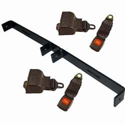 Picture of Seat belt kit, retractable with mounting hardware