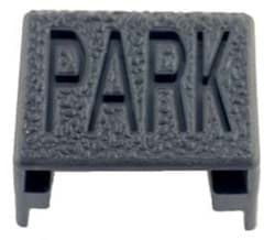 Picture of Park brake pedal pad