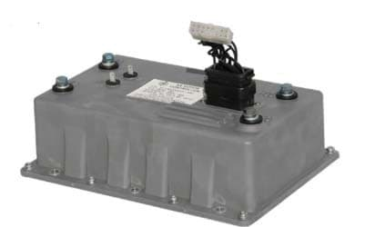 Picture of GE 500 amp solid state speed controller for use on 48-volt