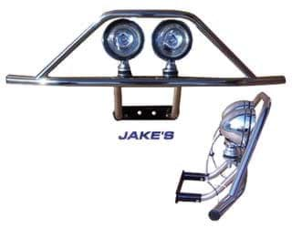 Picture of Jakes outlaw light bar, black