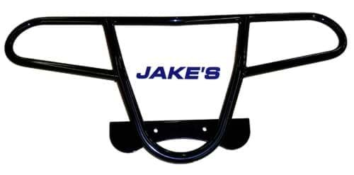 Picture of Jake's front brush guard, black