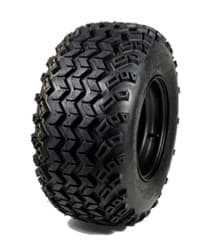 Picture of Assembly, Sahara Classic Tyre 22x11-10, 4-Ply - Mounted On Matt Black Steel Wheel 3+5 Offset