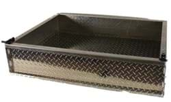 Picture of Aluminum cargo box, Deluxe version