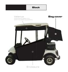 Picture of Cham. Bag cover, Club Car DS & Precedent, Black