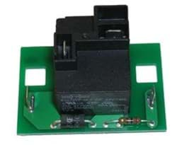 Picture of PowerDrive III relay board assembly