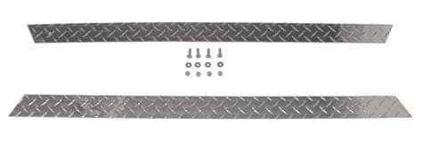Picture of Standard diamond plate aluminum side panel set