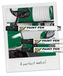 Picture of Paint pen, platinum (official EZGO)