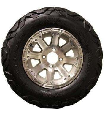 "Picture of 12""ASSY,DIAMOND WHL & VX TYRE-23"""