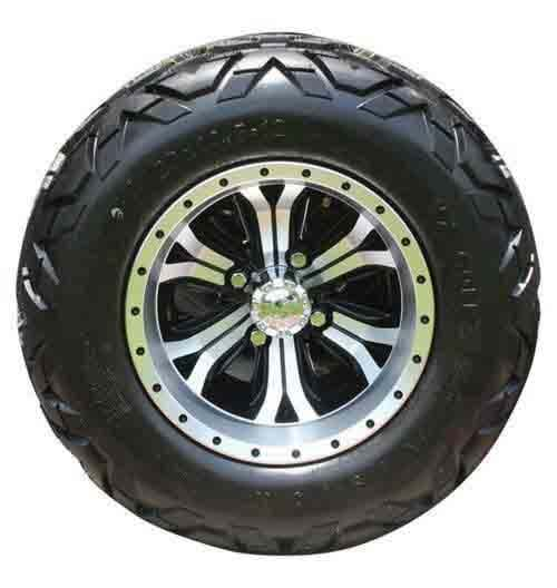 "Picture of 12"" ASSY,OPT MACH WHL,VX TYRE 21"""