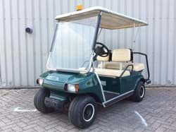 Picture of Used - 2000 - Gasoline - Club Car Villager 4 - Green