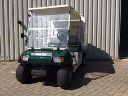 Picture of Used - 2014 - Electric - Club Car Carryall 2 - Green