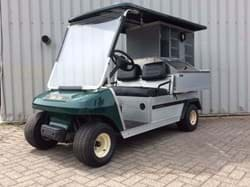 Picture of Used - 2005 - Gasoline - Club Car Cafe Express - Green