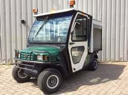 Picture of Used - 2005 - Electric (48v) - E-Z-GO MPT 1000 with cabin - Green