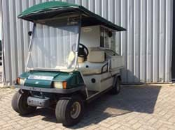 Picture of ! Budget Cart ! Used - 2004 - Gasoline - Club Car Cafe Express - Green