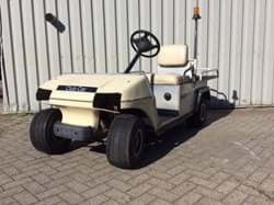 Picture of Used - 1998 - Gasoline - Club Car Carryal 1 (AMBULANCE) - Beige