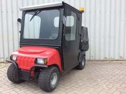 Picture of Used - 2006 - Electric (48v) - Club Car Carryall 232 with cabin - Red