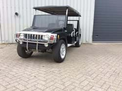 Picture of Used - 2010 - Electric - Hummer H3 6 seater - Black