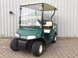 Picture of Used - 2015 - Electric - E-Z-Go Rxv 2+2 - Green