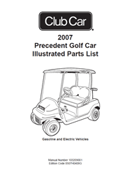 Picture of IPL, 2007 PRECENDENT GOLF
