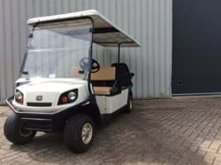 Picture of Used - 2012 - Electric - E-Z-Go Shutlle 2 Ambulance  - White
