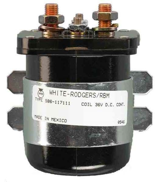 Picture of SOLENOID-36V-ICL (GCB TO 3/93)