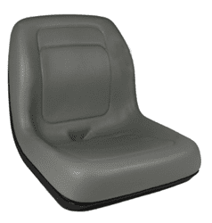 Picture of Kit bucket seat, white