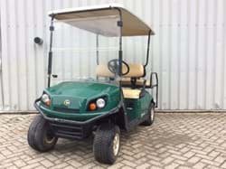 Picture of Used - 2016 - Electric - Cushman Shuttle 2+2 - Green