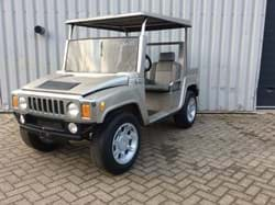 Picture of Used - 2009 - Electric - Mini Hummer H3 (4-seater) - Beige metallic
