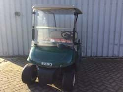 Picture of Used - 2013 - Electric - E-Z-GO RXV - Green (2019 batteries)