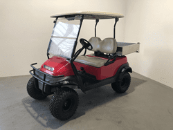 Picture of Used - 2016 - Electric - Club Car Precedent Lynx - Red