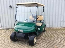 Picture of Used - 2015 - Electric - E-Z-GO TXT - Green