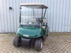 Picture of Used - 2014 - Electric - E-Z-GO RXV - Green