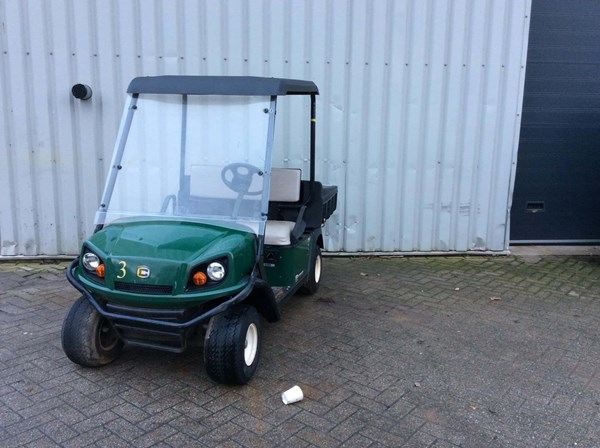 Picture of Used - 2014 - Electric - Cushman hauler 800 - Green