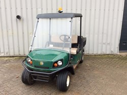 Picture of Used - 2014 - Electric - Cushman Hauler 1000 - Green