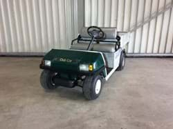 Picture of Used - 2007 - Electric - Club Car Carryal 1 (no roof and screen) - Green