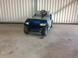 Picture of Used - 2007 - Electric - Club Car Carryal 1 (no roof and screen) blue