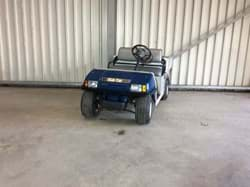Picture of Used - 2007 - Electric - Club Car Carryal 1 (no roof and screen) -blue