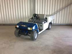 Picture of Used - 2013 - Electric - Club Car Carryal 2 - Blue