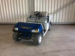 Picture of Used - 2007 - Electric - Club Car Carryal 1 (no roof and screen) - blue