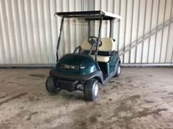 Picture of Used - 2009 - Electric - Club Car Precedent with solar roof - Green